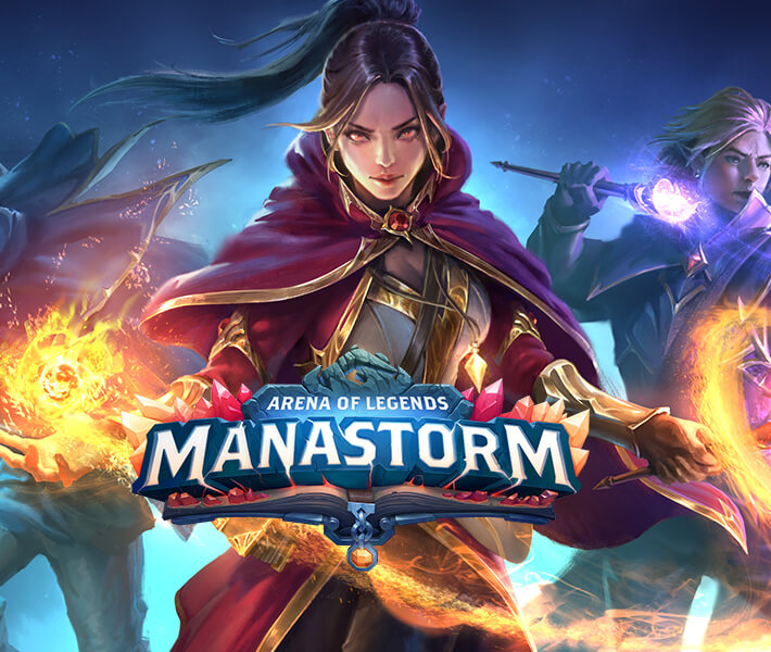 Arena of Legends: Manastorm