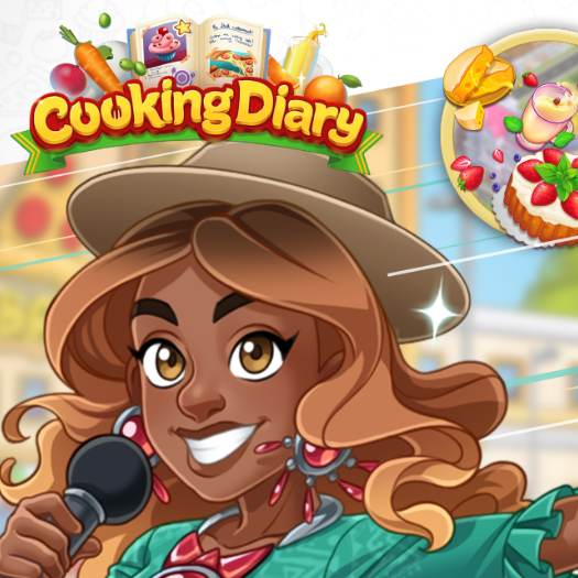 Cooking Diary: New Update!