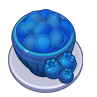 Blueberry Gummy