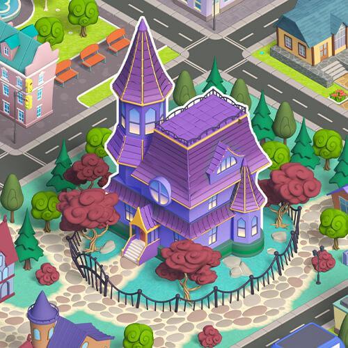 Darkwood Mansion